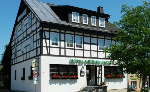 Hotel Gruner Baum - фото 18