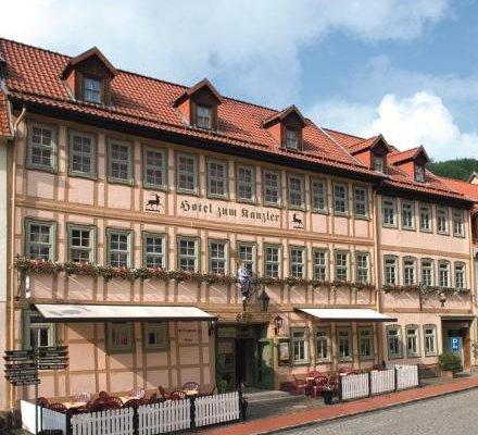 Hotel Zum Kanzler - фото 19