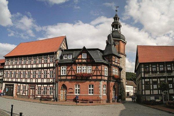 Hotel Zum Kanzler - фото 20