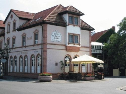 Hotel Brossler - фото 22