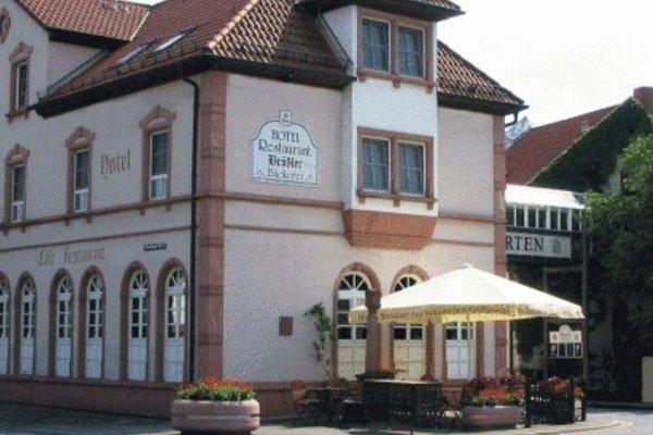 Hotel Brossler - фото 23