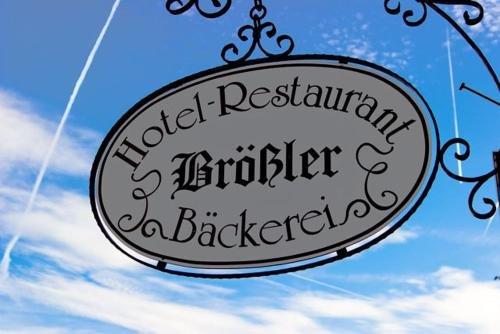 Hotel Brossler - фото 7
