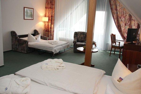 Seehotel Sternberg, Holzendorf