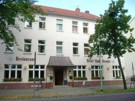 Hotel Stadt Stendal - фото 10