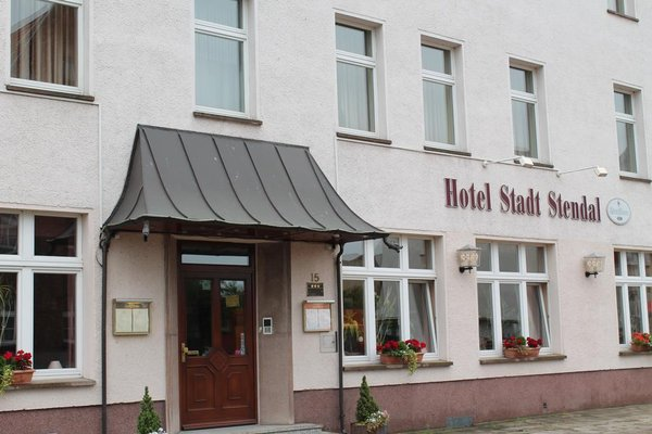 Hotel Stadt Stendal - фото 9