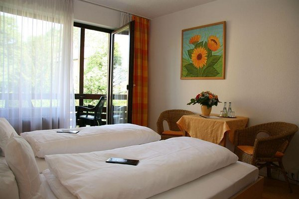 Goethe Hotel, Штауфен