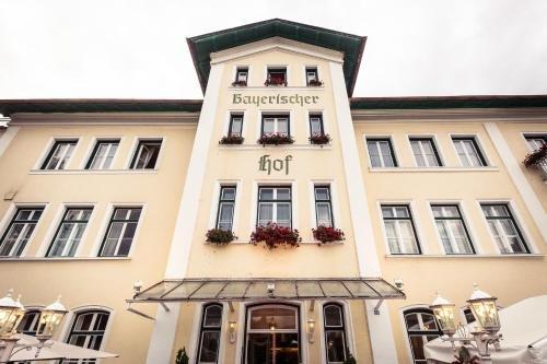 Hotel Bayerischer Hof - фото 23