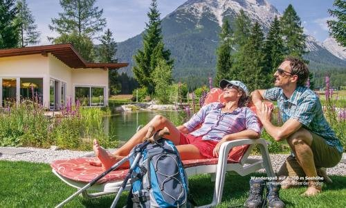 Alpenhotel Karwendel -Adults only- - фото 22