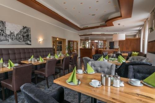 Hotel 'Zum Augarten' - фото 17