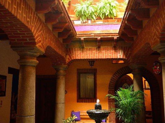 Mex Suites Casa Azul B&B - фото 21