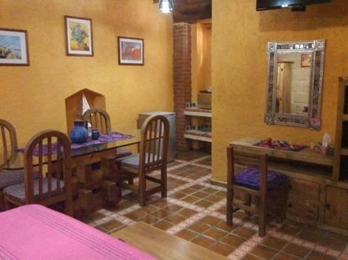 Mex Suites Casa Azul B&B - фото 4