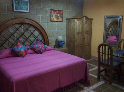 Mex Suites Casa Azul B&B - фото 6