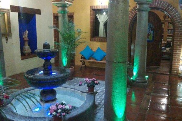 Mex Suites Casa Azul B&B - фото 8