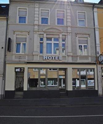 Hotel Porta Nigra - фото 19