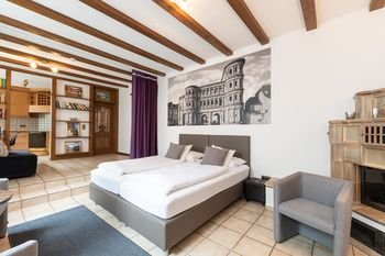 Hotel Porta Nigra - фото 2