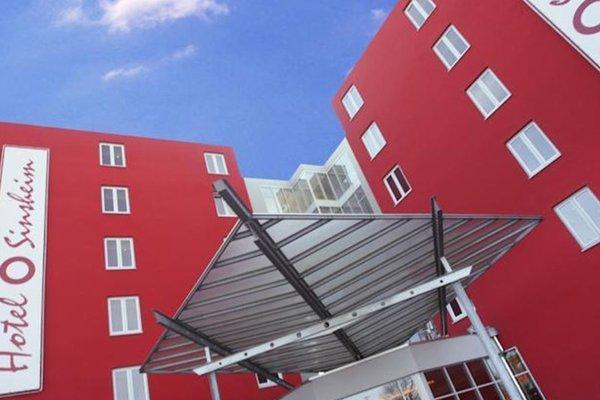 Hotel Sinsheim - фото 23