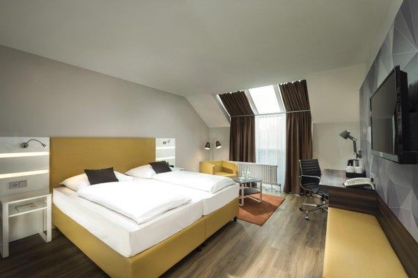 Best Western Hotel Sindelfingen City - фото 11