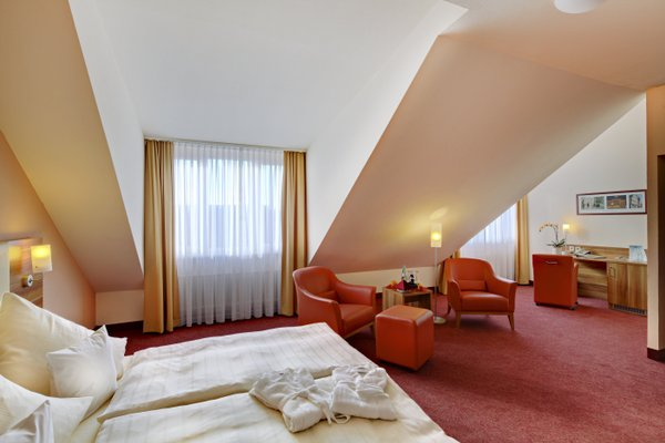 Best Western Hotel Sindelfingen City - фото 15