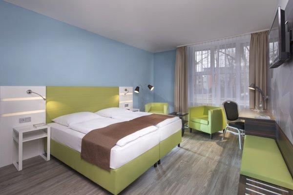 Best Western Hotel Sindelfingen City - фото 16