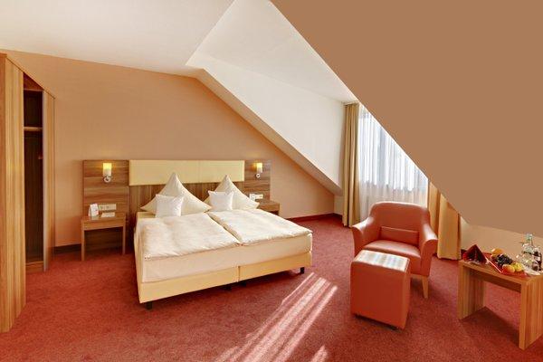 Best Western Hotel Sindelfingen City - фото 17
