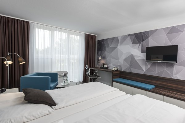 Best Western Hotel Sindelfingen City - фото 7