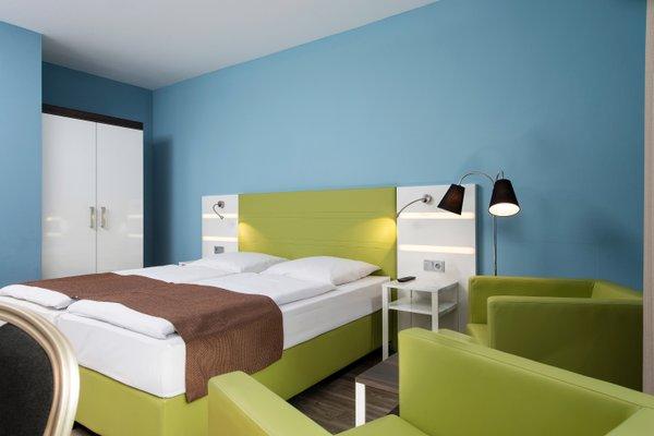 Best Western Hotel Sindelfingen City - фото 8