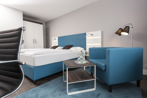 Best Western Hotel Sindelfingen City - фото 9