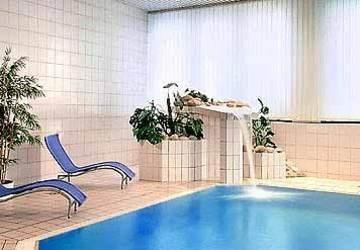 Stuttgart Marriott Hotel Sindelfingen - фото 16