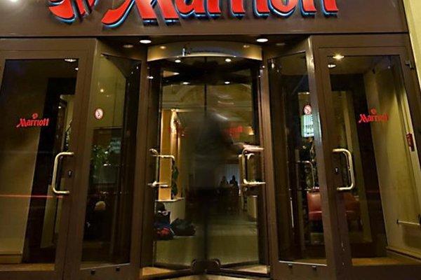 Stuttgart Marriott Hotel Sindelfingen - фото 19