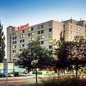 Stuttgart Marriott Hotel Sindelfingen - фото 22