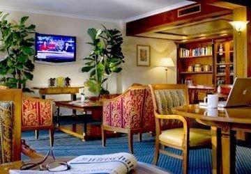 Stuttgart Marriott Hotel Sindelfingen - фото 3