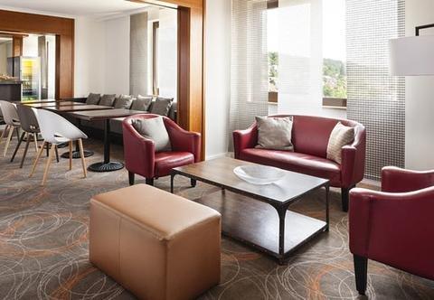 Stuttgart Marriott Hotel Sindelfingen - фото 5