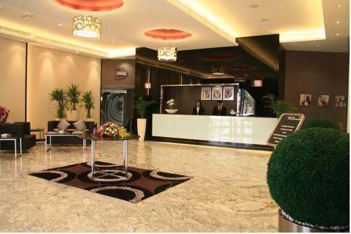 Umm Al Quwain Beach Hotel - фото 11