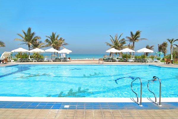 Umm Al Quwain Beach Hotel - фото 18