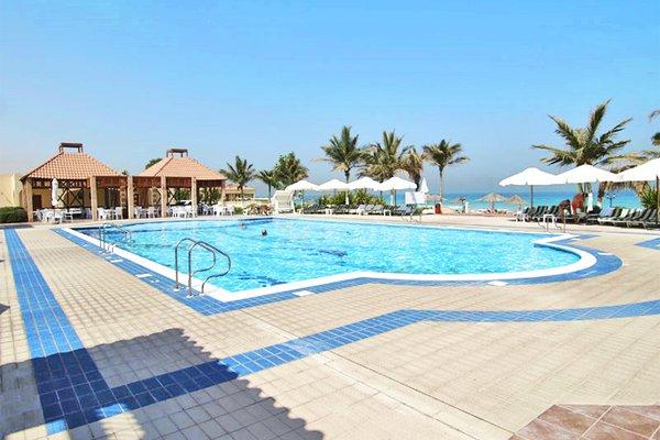 Umm Al Quwain Beach Hotel - фото 19