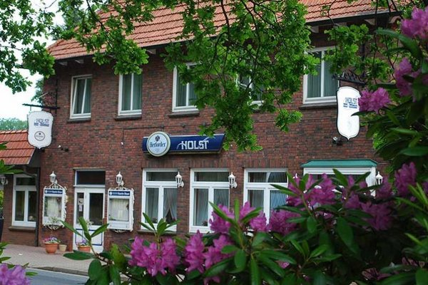 Hotel Holst - фото 23