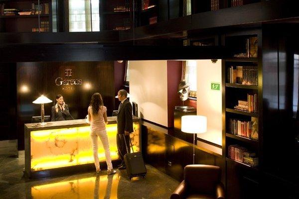 Hotel Boutique Gareus - фото 21