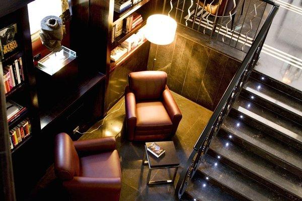 Hotel Boutique Gareus - фото 6
