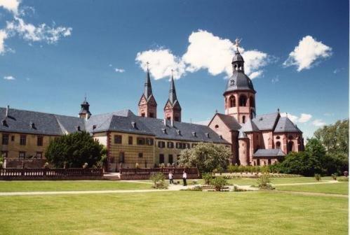 Apartments Seligenstadt - фото 36