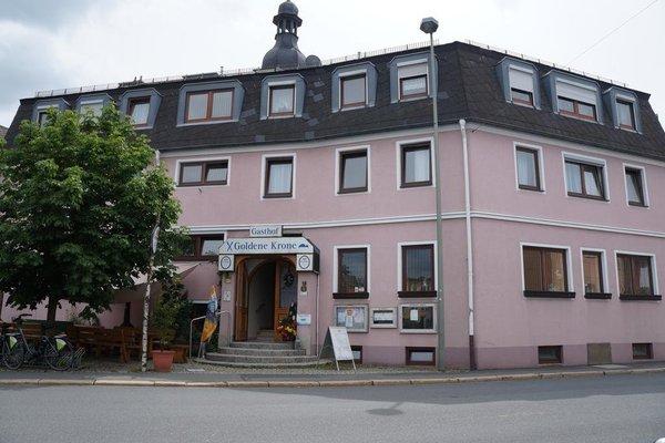 Gasthof Goldene Krone - фото 13