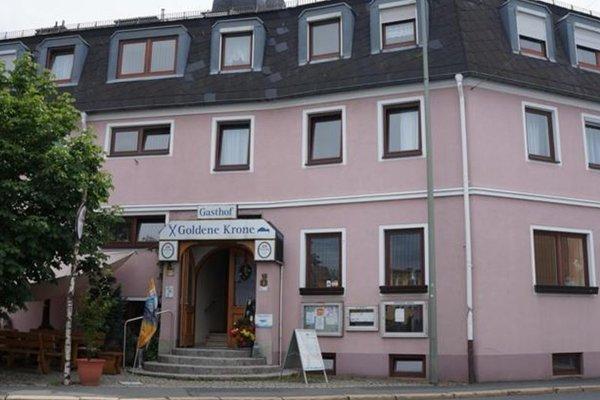 Gasthof Goldene Krone - фото 14