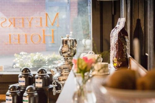 Meyer's Hotel Garni - фото 13