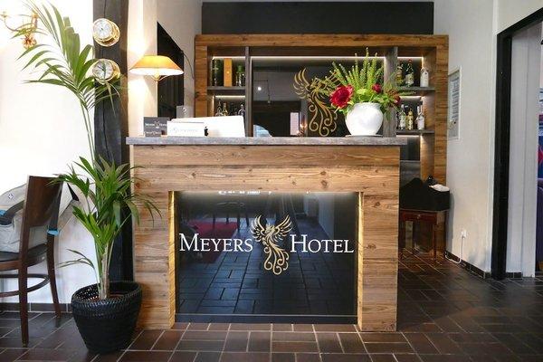 Meyer's Hotel Garni - фото 15