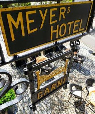 Meyer's Hotel Garni - фото 19