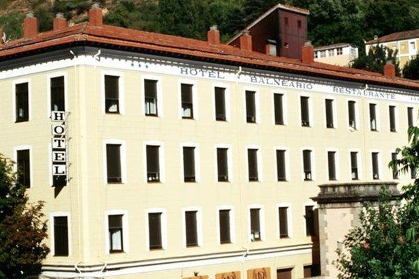 Gran Hotel Balneario - фото 20