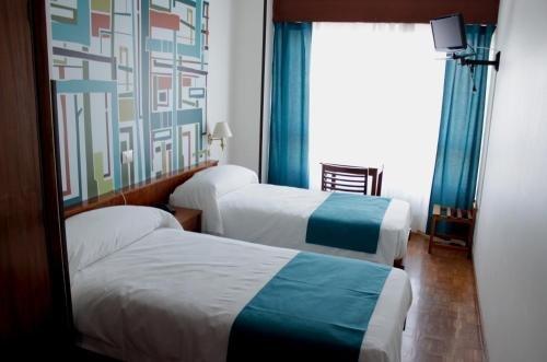 Hotel Coruna Mar - фото 1