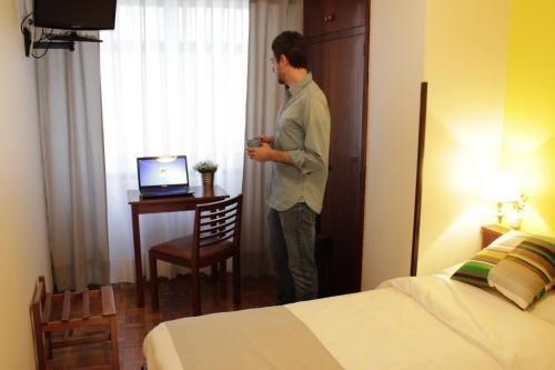 Hotel Coruna Mar - фото 3