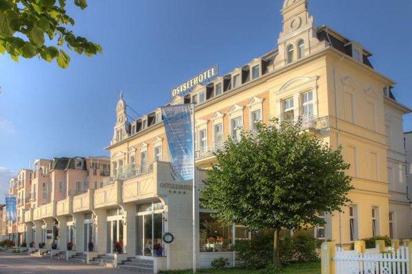 SEETELHOTEL Ostseehotel Ahlbeck - фото 22