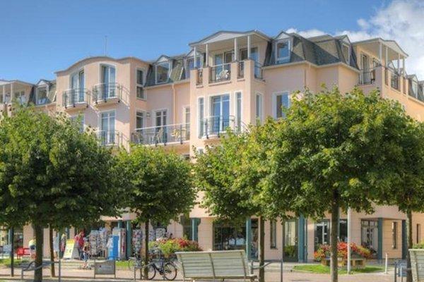SEETELHOTEL Ostseeresidenz Ahlbeck - фото 22