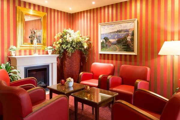 Best Western Seehotel Frankenhorst - фото 5